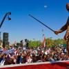 السودان: البشير يتحدي الاحتجاجات ويشير للانتخابات المقبلة
