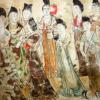 في 15 ليلة فقط جامع إمبراطور الصين 121 امرأة