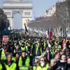 فرنسا: تظاهرات السترات الصفراء للاسبوع الرابع عشر