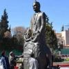 سوريا: أهالي درعا لا يريدون تمثال حاظ الاسد