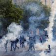 مواجهات في باريس في يوم العمال