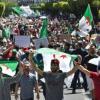 الجزائر: تظاهرات يوم الجمعة الـ ١٢ الرمضاني