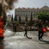 لبنان: عسكريون يحاولون اقتحام سراي رئاسة الحكومة