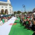 الجزائر بدء حملة القمع اعتقال العشرات