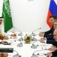 اتفاق روسي سعودي على تمديد اتفاق خفض انتاج النفط