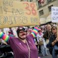 مسيرات في مدن سويسرية للدفاع عن حقوق المرأة