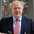 شجار بين بوريس جونسون ورفيقته في لندن واستدعاء الشرطة