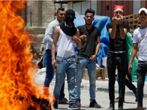 صفقة القرن: احتجاجات عدة مدن فلسطينية في الضفة الغربية المحتلة