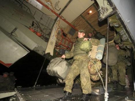 روسيا ترسل قوات خاصة للقتال إلى جانب الجيش السوري