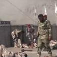 هجوم الحوثيين على عرض في في عدن يخلف عشرات القتلى