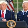 ترامب يعلن إطلاق قيادة عسكرية أميركية خاصة بالفضاء