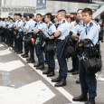 撤回送中条例  香港继续抗争