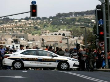 في فلسطين المحتلة العرب يطلقون النار على بعضهم البعض