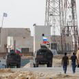 قوات روسية على الحدود السورية التركية
