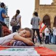 #لبنان_ينتفض: لليوم السابع اللبنانيون يتظاهرون والجيش يفتح الطرقات بالقوة