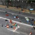 عودة قطع الطرقات في ...هونغ كونغ