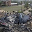 ضربة صاروخية إسرائيلية تقتل ٦ أفراد من عائلة واحدة في غزة