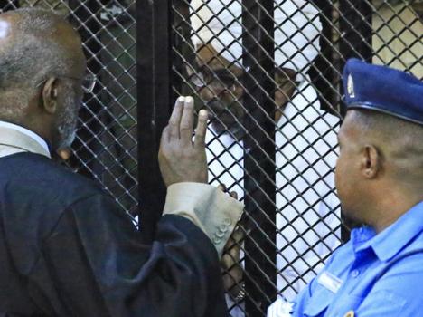 """السودان: المخلوع البشير إلى """"دار للإصلاح الاجتماعي لمدة عامين"""""""