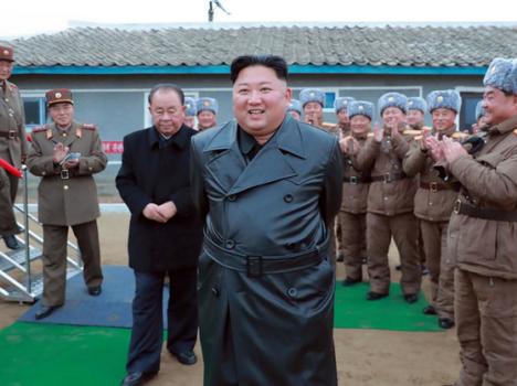 """كوريا الشماية: اختباراً """"حاسما"""" قبل هدية عيد الميلاد"""
