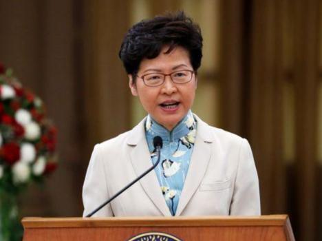 هونغ كونغ: لام تتوجه إلى بكين … لماذا؟