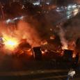 لبنان: أنصار الحريري يقطعون الطرقات