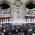 فرنسا: الاضرابات تدخل أسبوعها الرابع