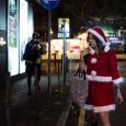 هونغ كونغ: مواجهات بين الشرطة والديموقراطيين تفسد احتفالات الميلاد