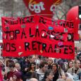 فرنسا: استمرار الاضرابات لليوم الـ٢٣