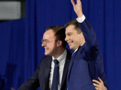 اميركا: بوتيدجيدج المرشح للرئاسة المثلي الديموقراطي يهاجم الجمهوريين