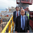 لبنان يبدأ حفر أول بئر نفط وغاز في مياهه الاقليمية