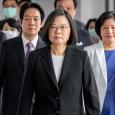 رئيسة تايوان تساي: نرفض الوحدة مع الصين