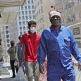 قطر: عمال يتظاهرون مطالبين بأجورهم