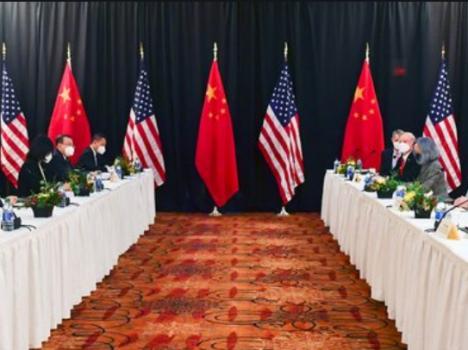 المحادثات الأميركية الصينية حرب باردة تكنولوجية