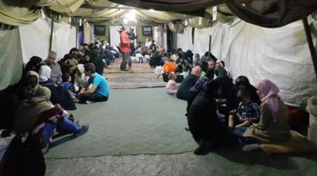 بانتظار لقاء العائلات مع أبنائهم المخطوفين